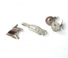 Gentlemen's Silver Accessories, Jensen