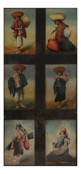 Six Mexican Portraits