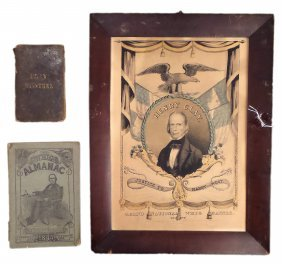 Henry Clay - Three 1844 Articles