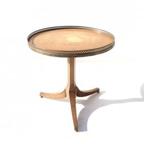 Circular Occasional Table By Baker