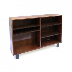 George Nelson Open Bookcase
