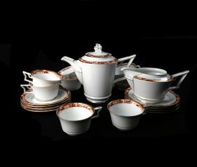 Rosenthal Tea Set, 18 Pieces