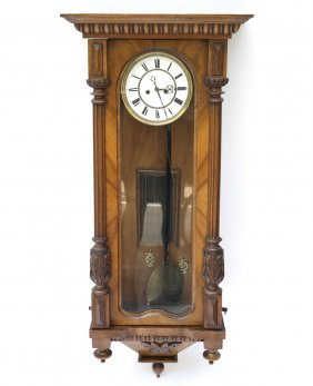 Vienna Regulator Wall Clock