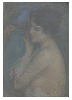 Edmond-francois Amen-jean, Pastel