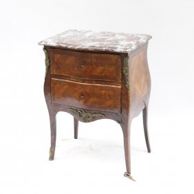 Louis Xv Style Two-drawer Commode