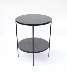 Two-tier Granite Table
