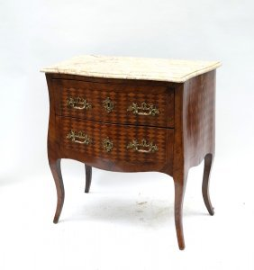 Louis Xv-style Parquetry Commode