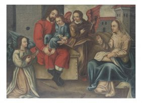 Old Master School, The Holy Family