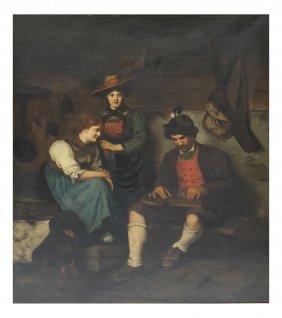 19th Century School, The Musician
