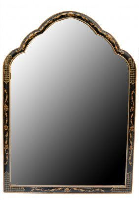 Chinoiserie Style Mirror