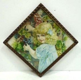 Victorian Flue Cover
