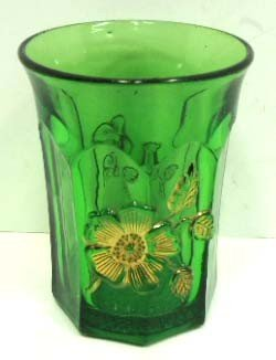 Vict. Green Northwood Tumbler