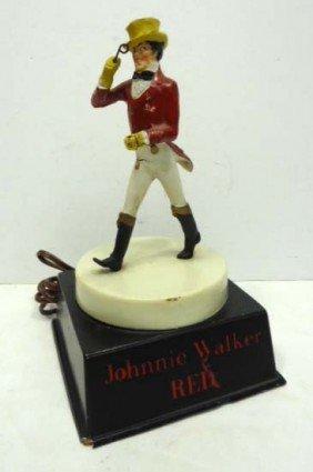 Johnnie Walker Lighted Sign