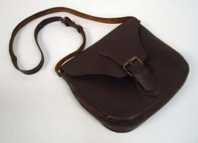Leather Courier's Bag