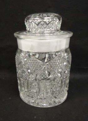 Early F.R. Rice Mercantile Cigar Jar