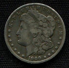 1900-o Silver Dollar