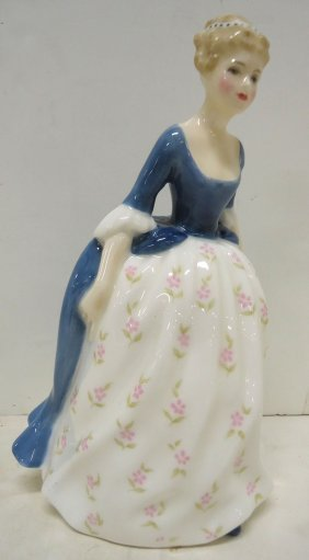 Royal Doulton Figure Alison""