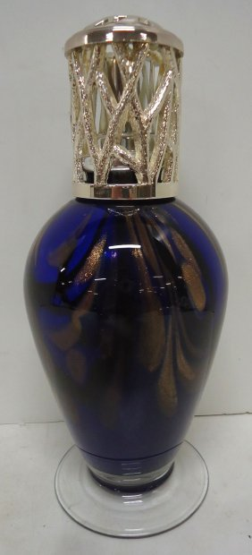 Art Glass Fragrance Lamp
