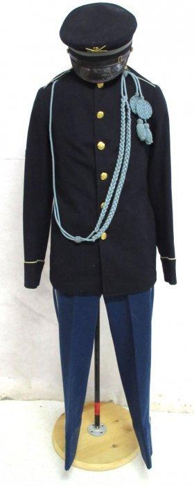 1902 Army Uniform W/ Visor Cap