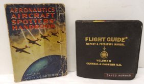 1964 Flight Guide & Aircraft Spotter Books