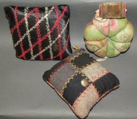 3 Pin Cushions