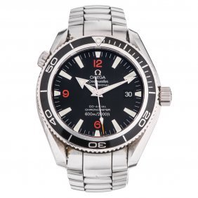 Reloj Omega Seamaster Professional Planet Ocean Co -