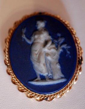 Vintage 14k Ladies' Pin
