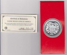 Classic American Replica Coin