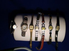 7 Vintage Ladies Watches