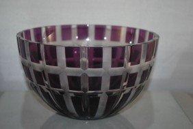 ROMANOV COLLECTION Adrian Bowl