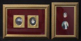 (4)joshua Seixas For Joseph Smith Family Portraits