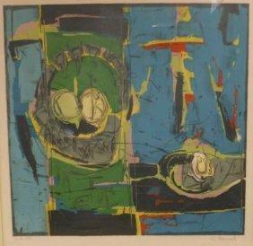 CLAUDE VENARD, FRENCH (1913-1987)