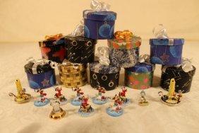 11 Miniature Sculptures