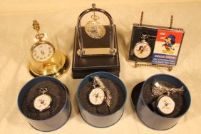 6 Pocket Watches