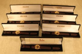 7 Pedre Wrist Watches