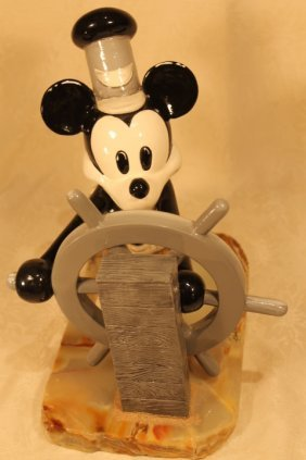Steamboat Willie, Walt Disney Gallery