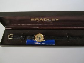 Bradley Donald Duck Ladies Wrist Watch