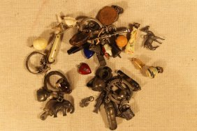 Misc Lot Of Charms