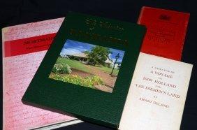 Tasmanian Books X 4