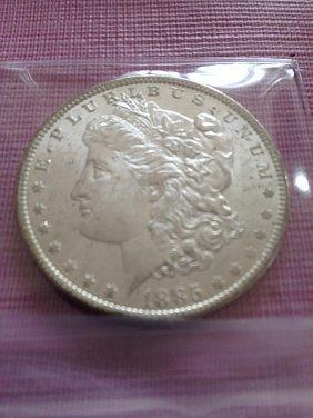 1885-O Silver Dollar