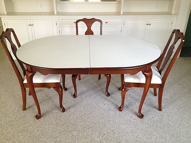hitchcock dining set  eBay