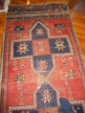 Oriental Carpet (kazak)