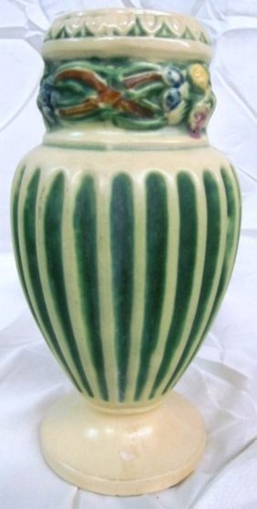 Original Vintage Roseville Pottery Corinthian /