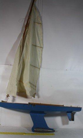 "Pond Boat Model 36"""