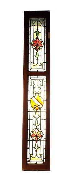 66x12  Stained Glass Window