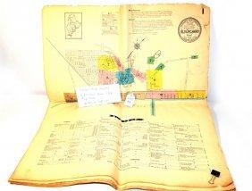 Sanborn Map Company Portfolio Old Orchard Beach Mai