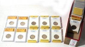 25 State Slab Quarters 2007, 2008, Etc