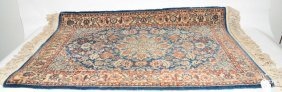Semi Antique Oriental Prayer Rug 42x24