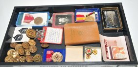 Estate Collection Of Military Items