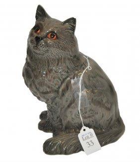"""Beswick England China Cat 8"""""""